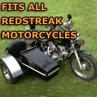 Redstreak Side Car Motorcycle Sidecar Kit
