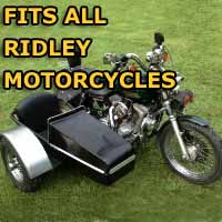 Ridley Side Car Motorcycle Sidecar Kit