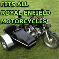 Royal Enfield Side Car Motorcycle Sidecar Kit