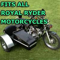 Royal Rider Side Car Motorcycle Sidecar Kit
