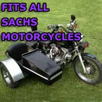 Sachs Side Car Motorcycle Sidecar Kit