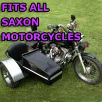 Saxon Side Car Motorcycle Sidecar Kit