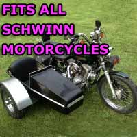 Schwinn Side Car Motorcycle Sidecar Kit