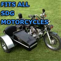 SDG Side Car Motorcycle Sidecar Kit