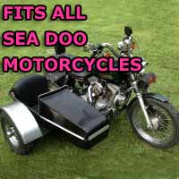 Sea Doo Side Car Motorcycle Sidecar Kit