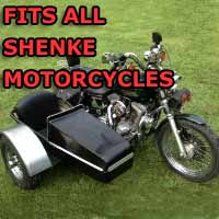 Shenke Side Car Motorcycle Sidecar Kit