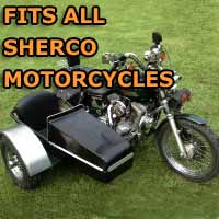 Sherco Side Car Motorcycle Sidecar Kit