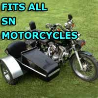 Sn Side Car Motorcycle Sidecar Kit