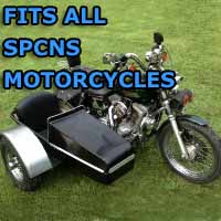 Spcns Side Car Motorcycle Sidecar Kit