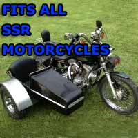Ssr Side Car Motorcycle Sidecar Kit