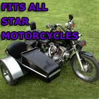 Star Side Car Motorcycle Sidecar Kit