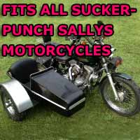 Suckerpunch Sallys Side Car Motorcycle Sidecar Kit