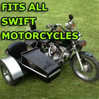 Swift Side Car Motorcycle Sidecar Kit