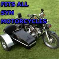 SYM Side Car Motorcycle Sidecar Kit