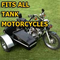 Tank Side Car Motorcycle Sidecar Kit