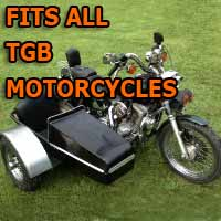 TGB Side Car Motorcycle Sidecar Kit