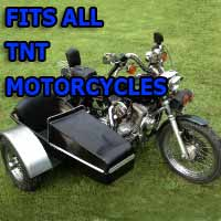 TNT Side Car Motorcycle Sidecar Kit