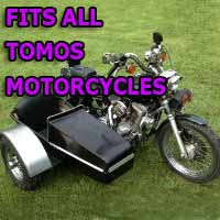 Tomos Side Car Motorcycle Sidecar Kit