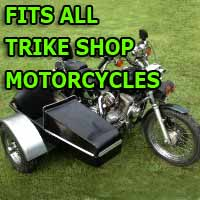 Trike Side Car Motorcycle Sidecar Kit