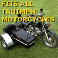 Triumph Side Car Motorcycle Sidecar Kit