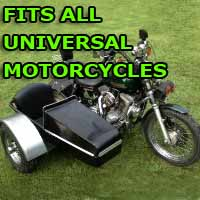 Universal Side Car Motorcycle Sidecar Kit