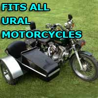 Ural Side Car Motorcycle Sidecar Kit