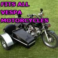Vespa Side Car Motorcycle Sidecar Kit
