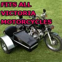 Victoria Side Car Motorcycle Sidecar Kit
