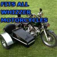 Whizzer Side Car Motorcycle Sidecar Kit