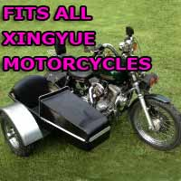 Xingyue Side Car Motorcycle Sidecar Kit