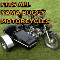 Yama Side Car Motorcycle Sidecar Kit