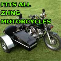 Zhng Side Car Motorcycle Sidecar Kit