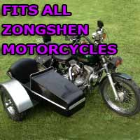 Zongshen Side Car Motorcycle Sidecar Kit