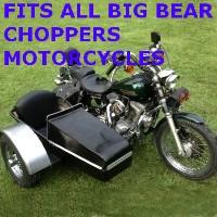Big Bear Chopper Side Car Motorcycle Sidecar Kit