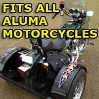 Aluma Motorcycle Trike Kit - Fits All Models