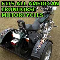 American Ironhorse Motorcycle Trike Kit - Fits All Models