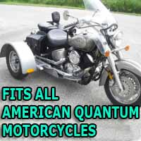 American Quantum Motorcycle Trike Kit - Fits All Models