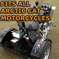 Arctic Cat Motorcycle Trike Kit - Fits All Models