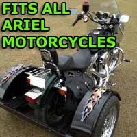 Ariel Motorcycle Trike Kit - Fits All Models