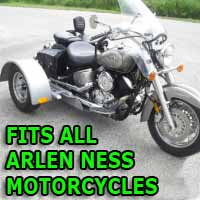 Arlen Ness Motorcycle Trike Kit - Fits All Models