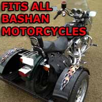 Bashan Motorcycle Trike Kit - Fits All Models