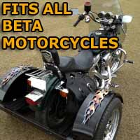 Beta Motorcycle Trike Kit - Fits All Models
