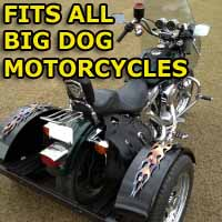 Big Dog Motorcycle Trike Kit - Fits All Models