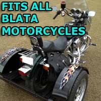 Blata Motorcycle Trike Kit - Fits All Models