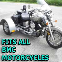 BMC Motorcycle Trike Kit - Fits All Models