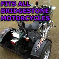 Bridgestone Motorcycle Trike Kit - Fits All Models