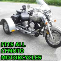 Cfmoto Motorcycle Trike Kit - Fits All Models