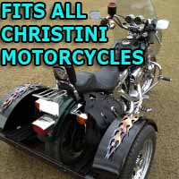 Christini Motorcycle Trike Kit - Fits All Models