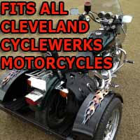 Cleveland Cyclewerks Motorcycle Trike Kit - Fits All Models