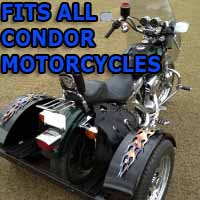 Condor Motorcycle Trike Kit - Fits All Models